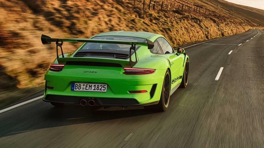 Porsche 911 (992) GT3 RS - Premières informations