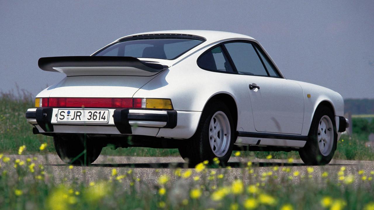 Platz 3: Porsche 911/912