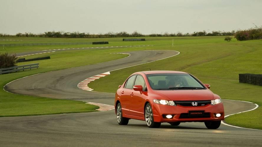 Honda Civic Si (oitava geração)