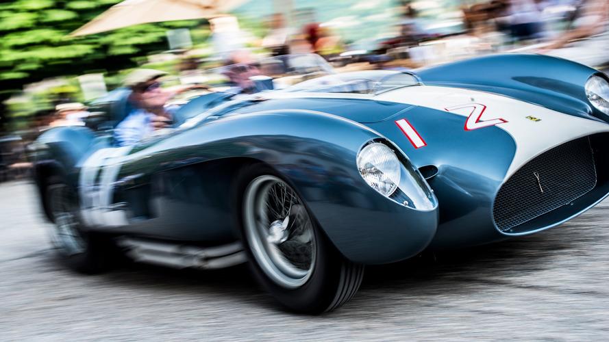 La Ferrari 335 Sport è Best of Show a Villa d'Este