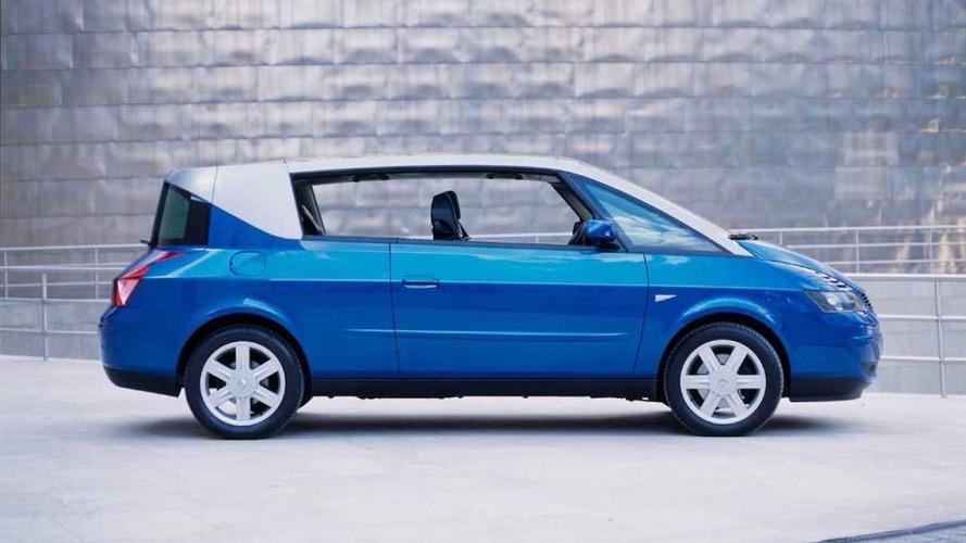 2001 Renault Avantime: герой своего времени
