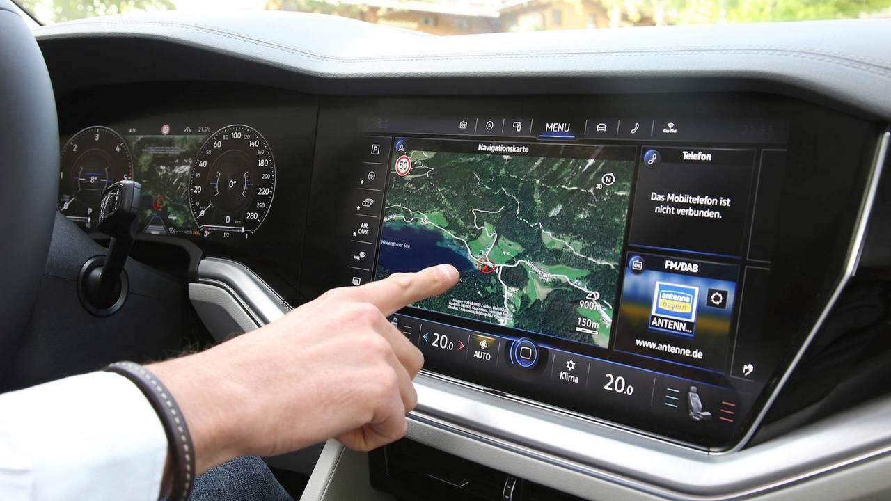 Volkswagen Touareg - Focus tecnologia