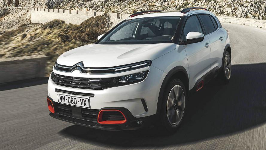 Citroën C5 Aircross (2018): Euro-Premiere für Tiguan-Konkurrenten