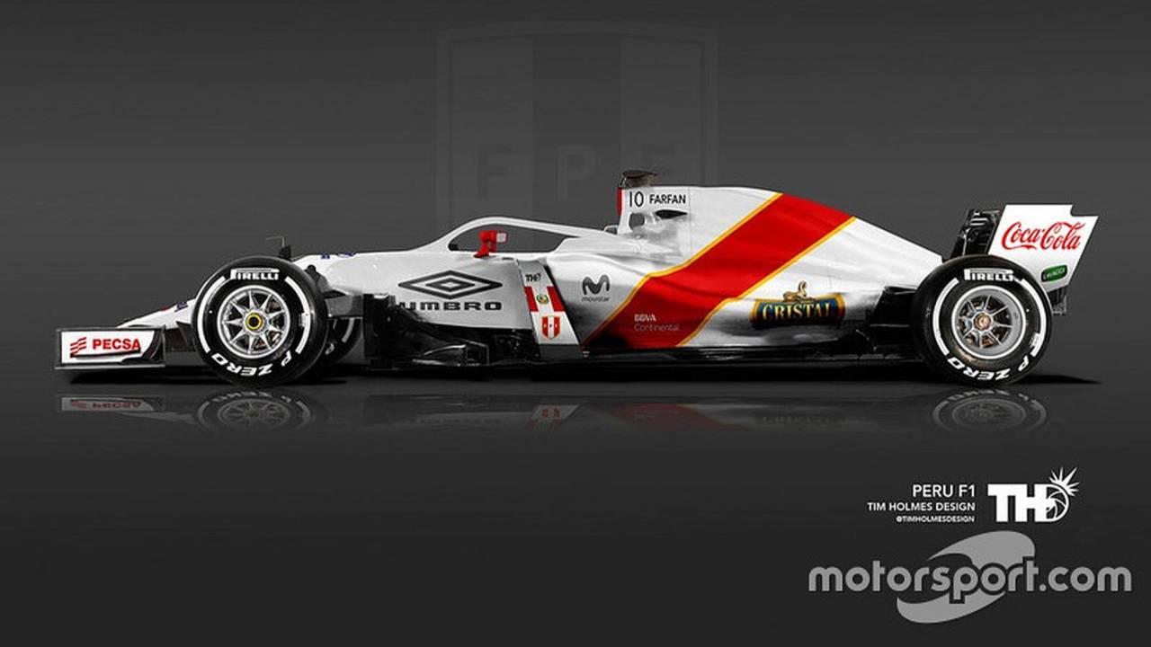 F1 Team Peru
