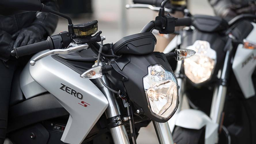 New Study Forecasts Strong Electric Motorcycle Growth