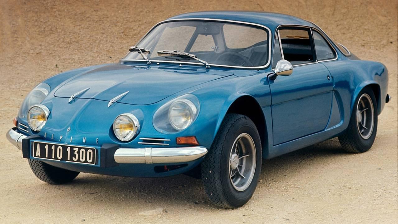 10 - Alpine A110