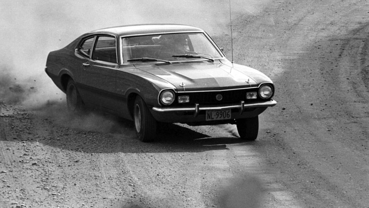 Ford Maverick #TBT