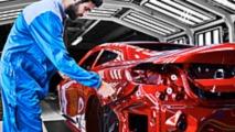 BMW Série 8 (2018) en production