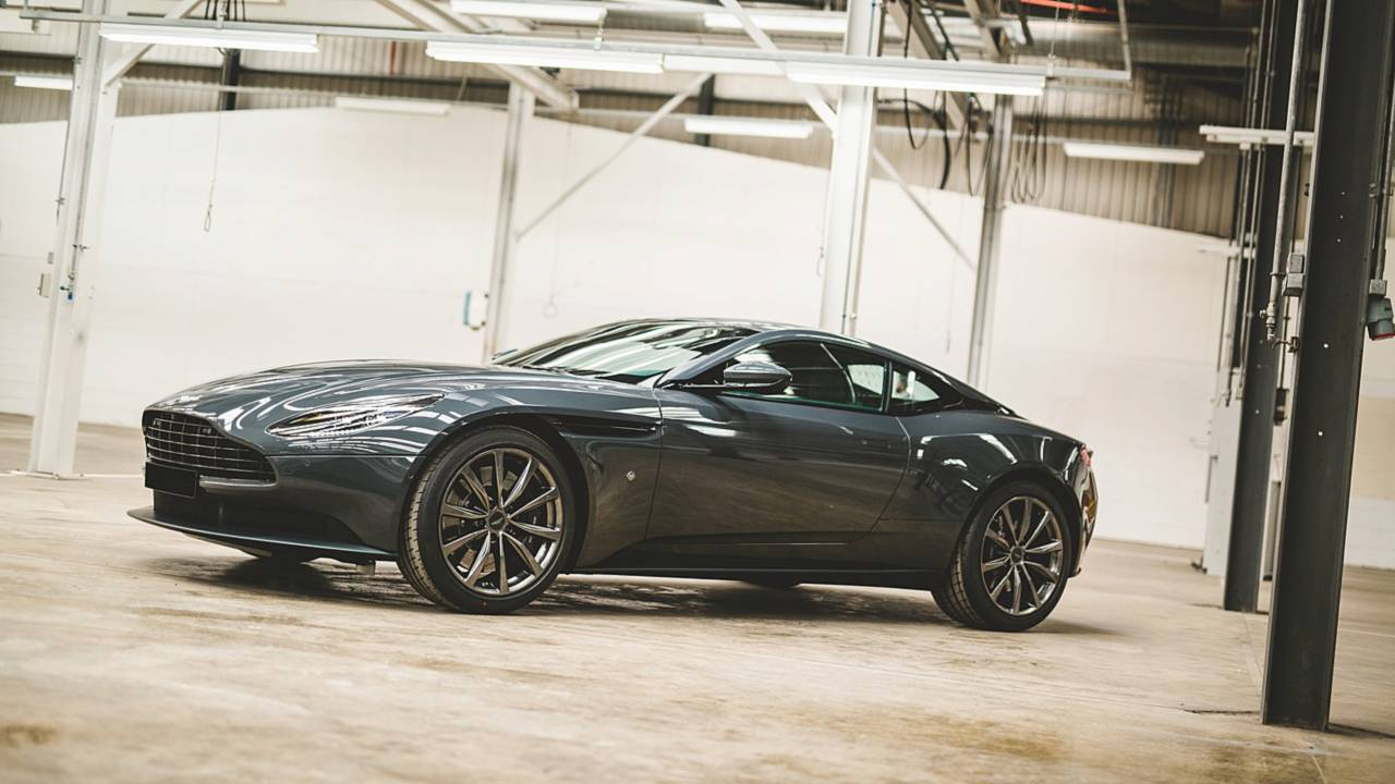 Q by Aston Martin special editions