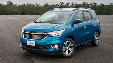 Teste Instrumentado Chevrolet Spin LTZ 2019: Filha única