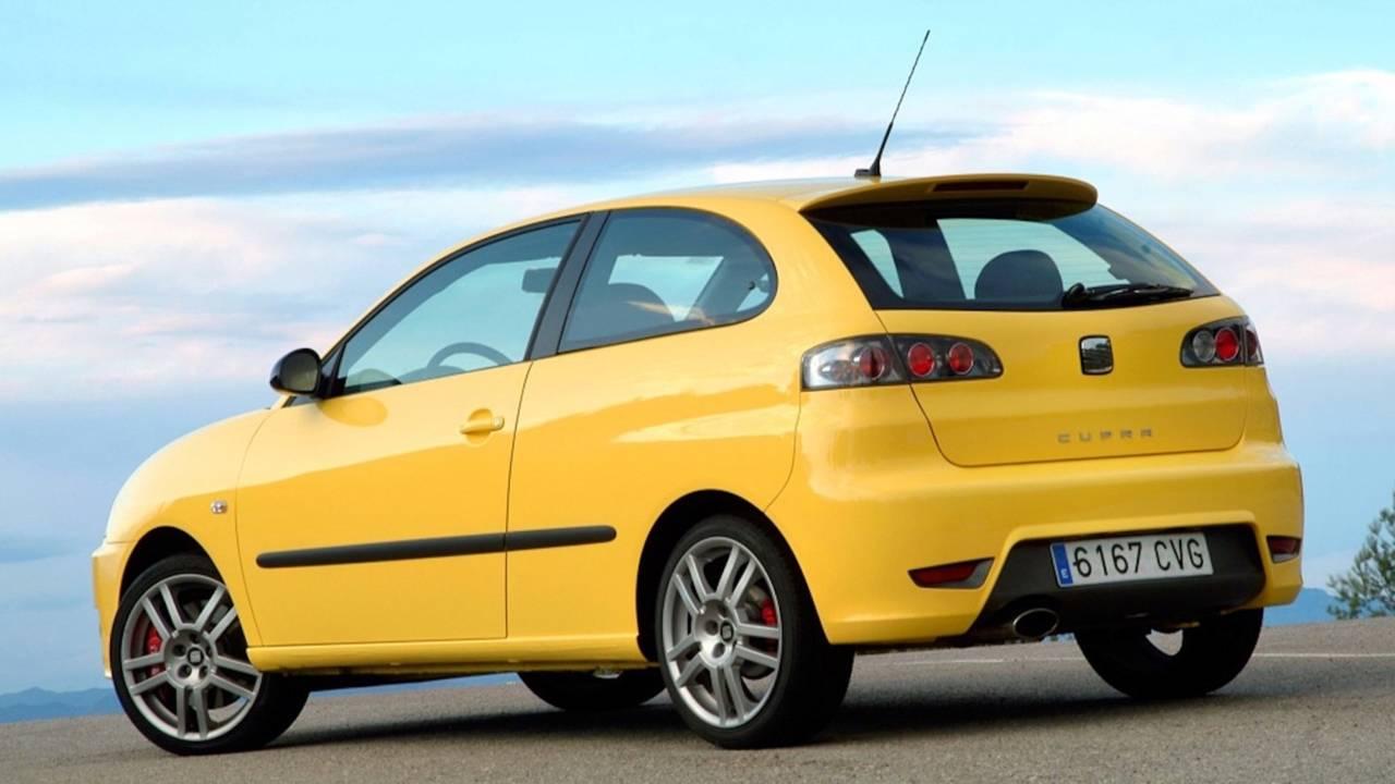 SEAT Ibiza CUPRA TDI - 2004