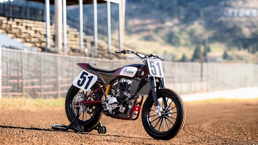 Indian Scout FTR750 Flat Track