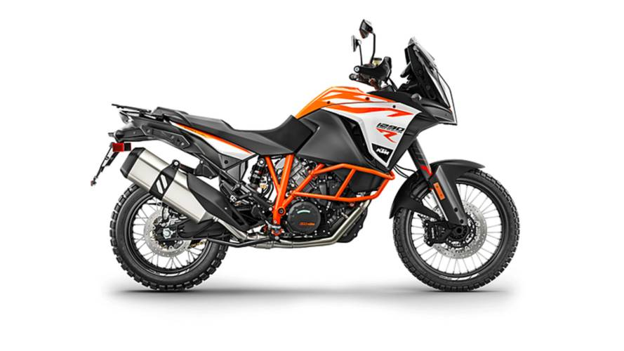 2017 KTM 1290 Super Adventure R ADV Evolution