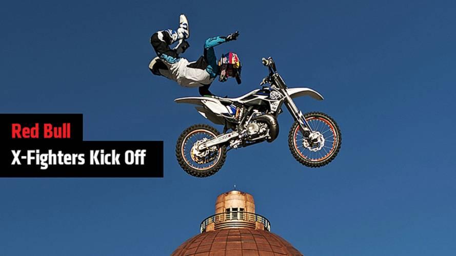 Red Bull X-Fighters Season Kick Off