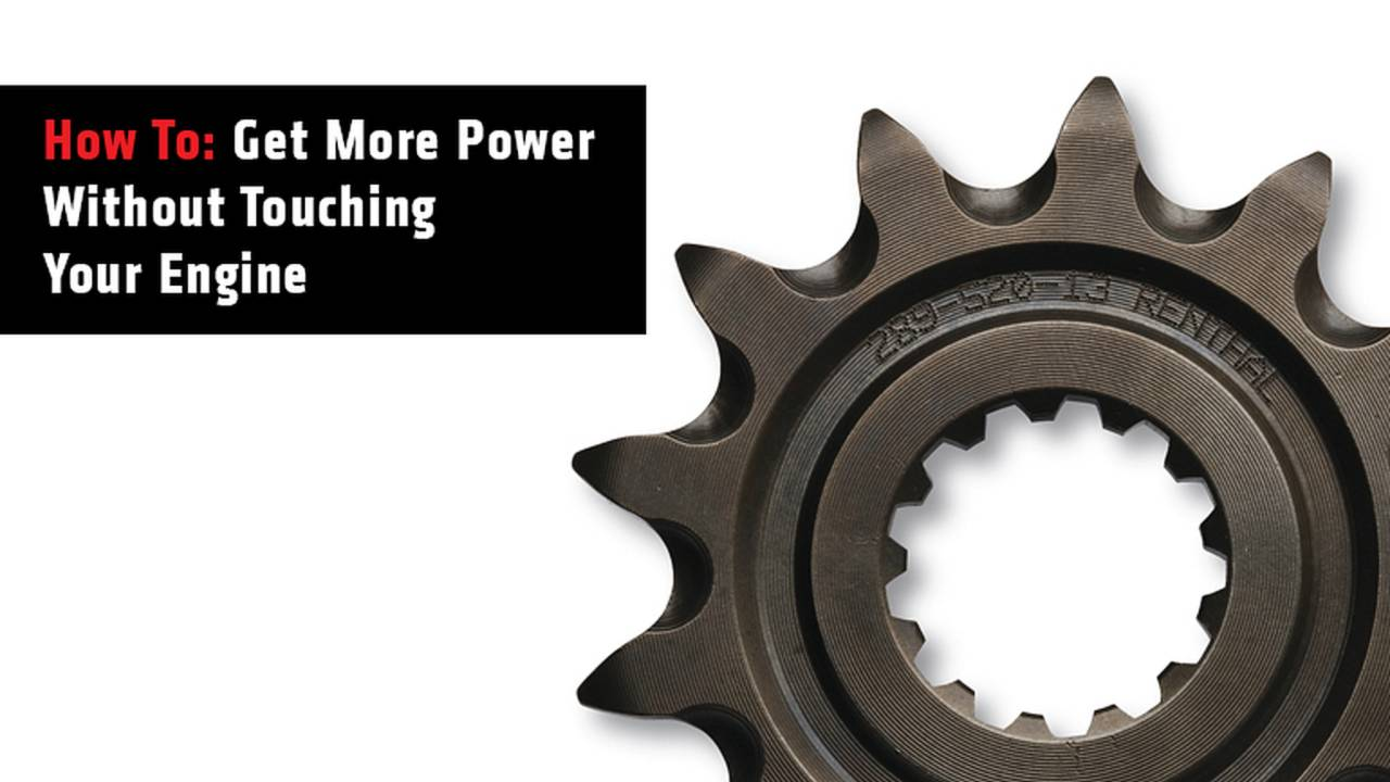 How To: Get More Power Without Touching Your Engine