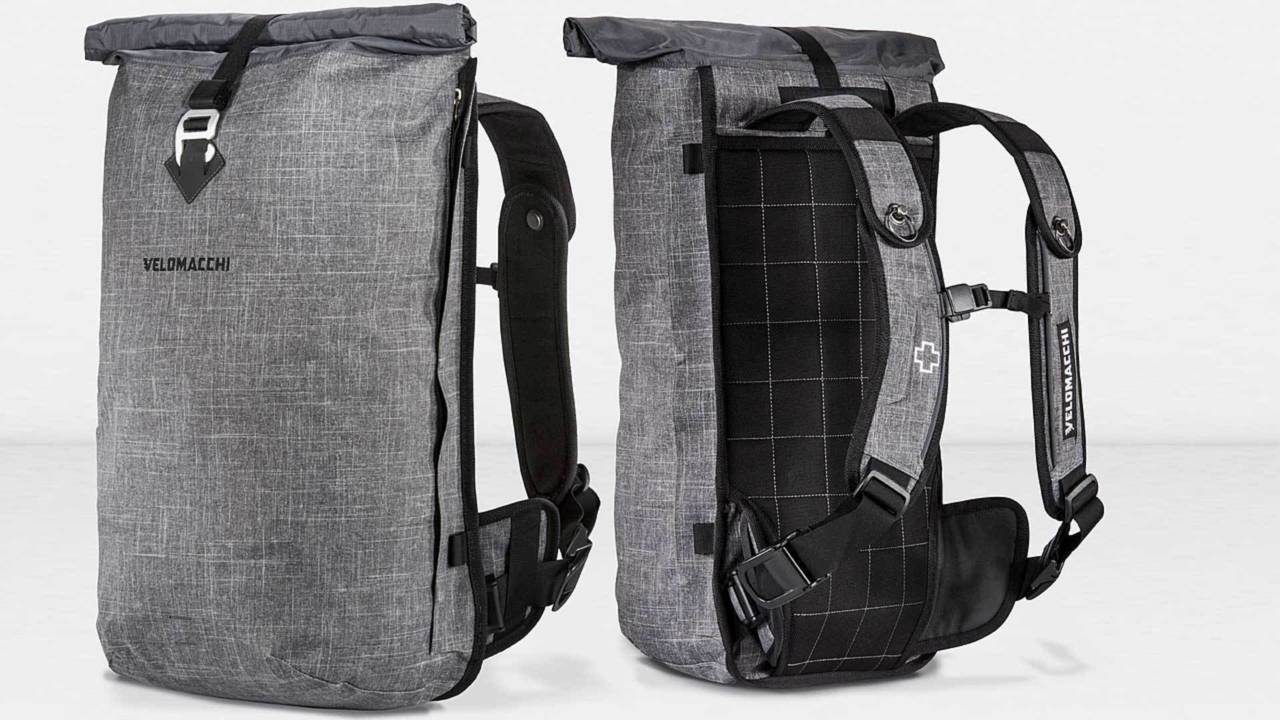 Gear Review - The Velomacchi Giro Backpack 35L