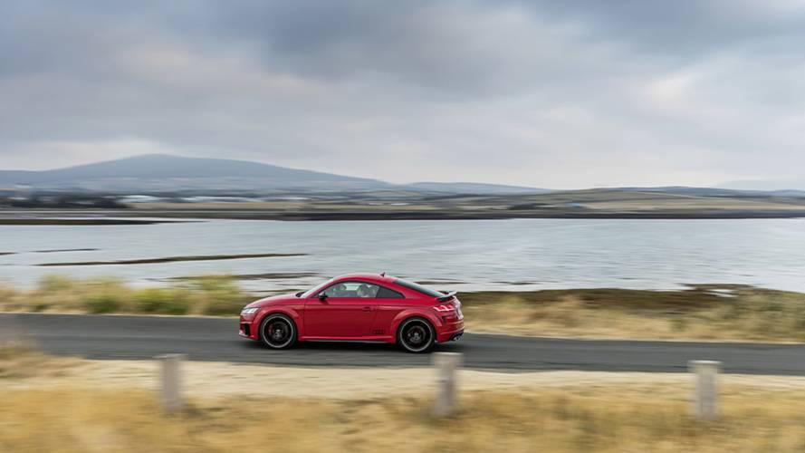 Audi отзовет в России спорткары TT из-за опасности возгорания