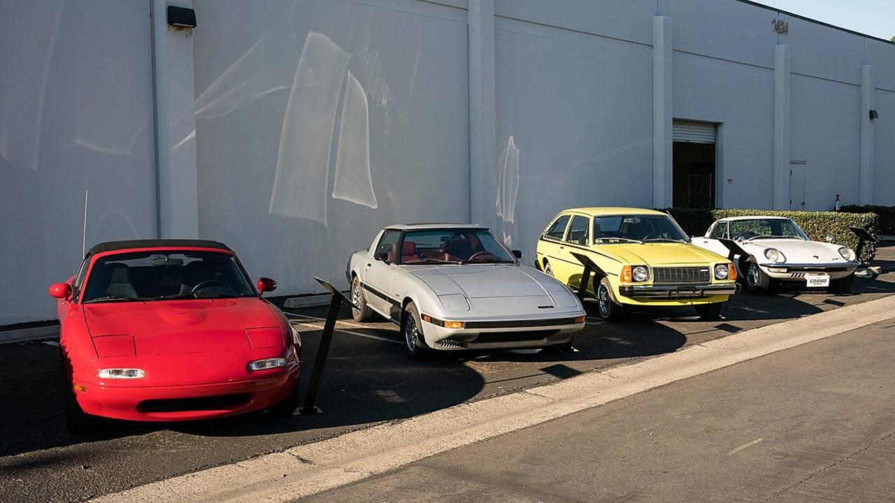 Mazda: 50 millones en Japón