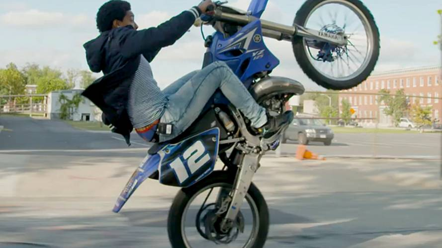 Meet Lakeyria Doughty - Baltimore's Wheelie Queen