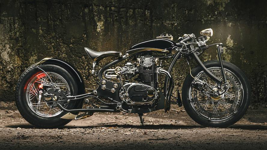 "Bike of the Week: Galaxy Custom's XS650-based ""Duke"""