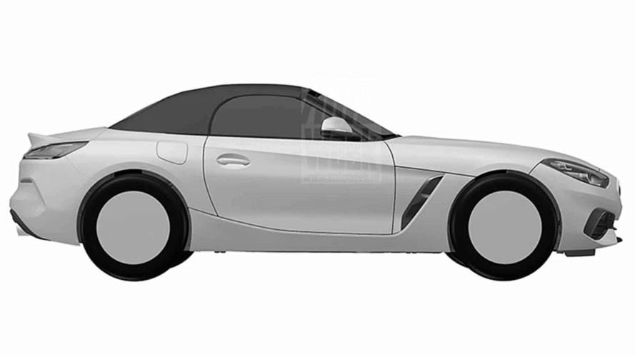 BMW Z4 - Une première apparition sur internet !