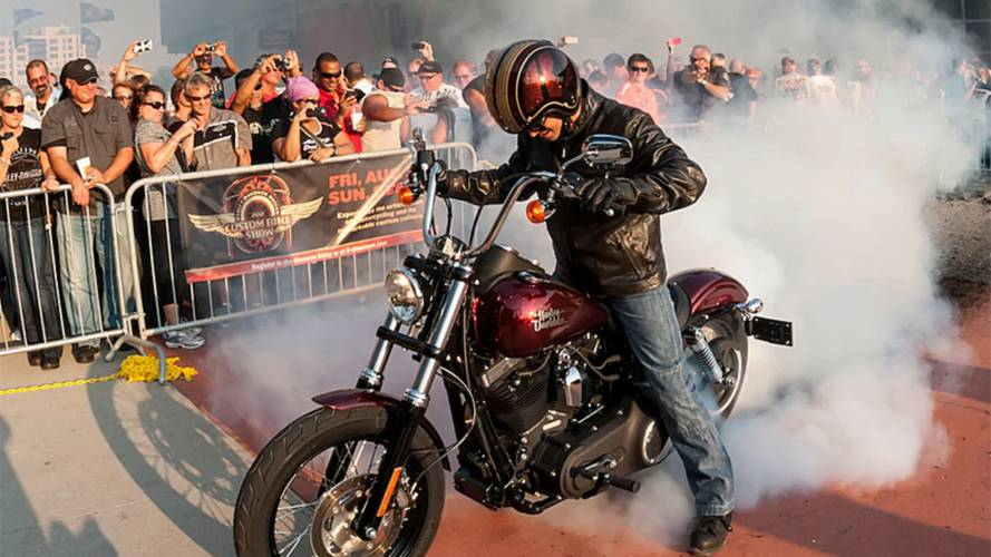 Harley-Davidson's 115th Anniversary Promises Tons of Fun