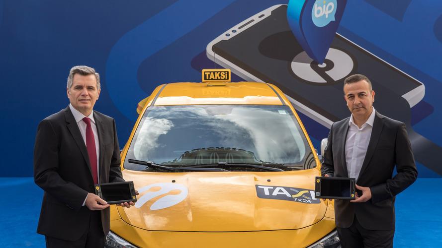 Taxi 7x24 ile dijital taksi yollarda