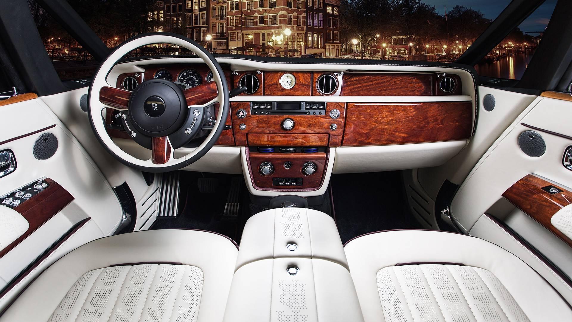 Rolls Royce Phantom Drophead Coupe By Vilner Is Truly Bespoke