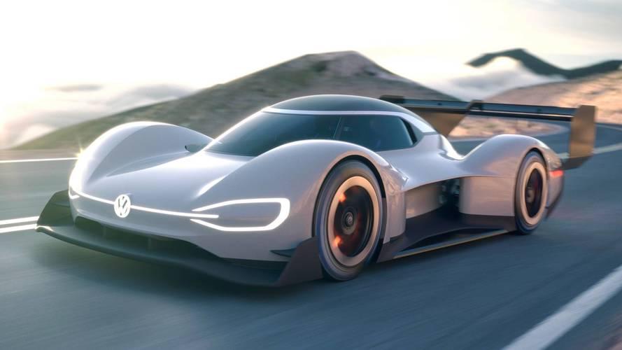 Volkswagen veut faire de l'ID. R la reine Nürburgring