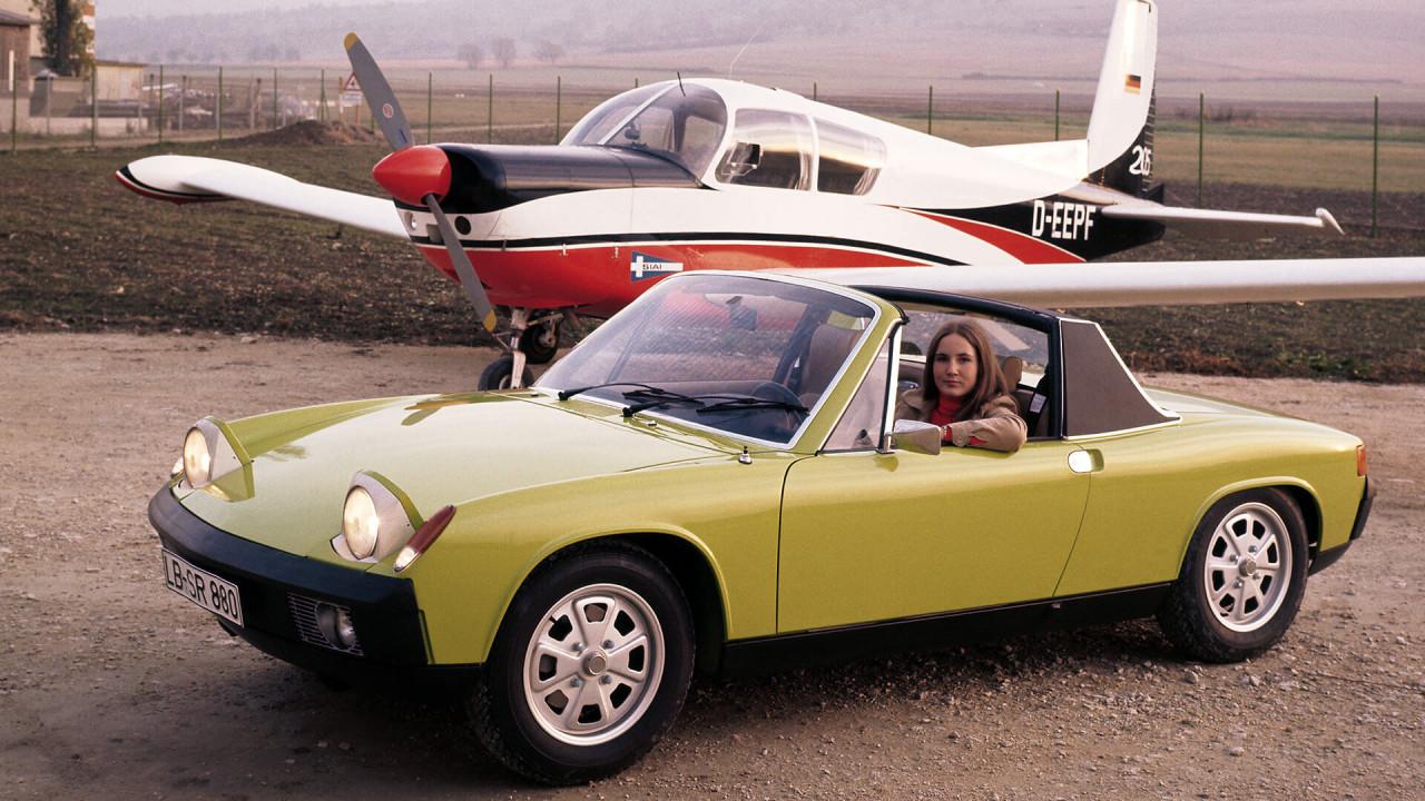 Porsche 914 (1969 bis 1976)