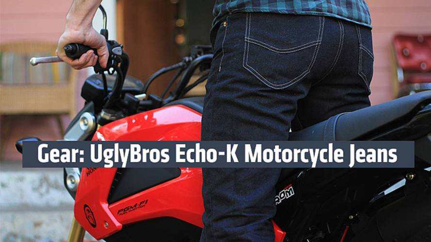UglyBros Echo-K Motorcycle Jeans Review