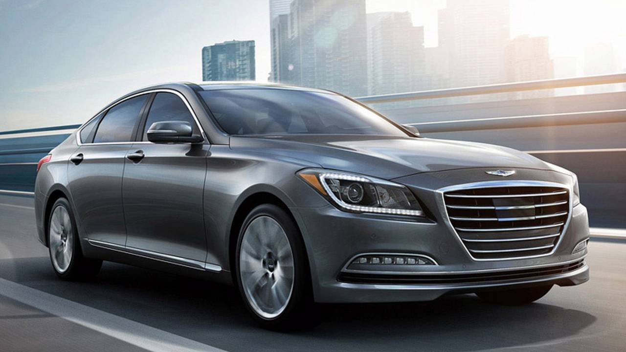 Drive Review: 2015 Hyundai Genesis - A Glorified Sonata?