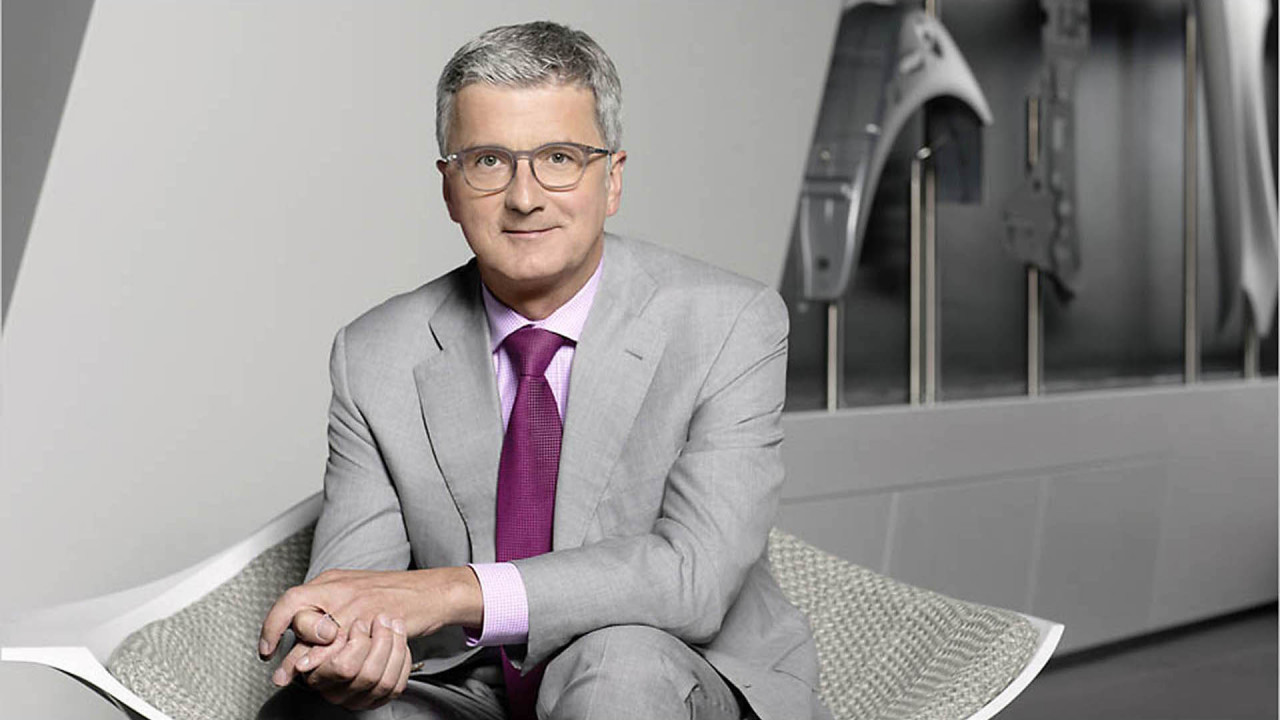 Audi-Chef Stadler verhaftet