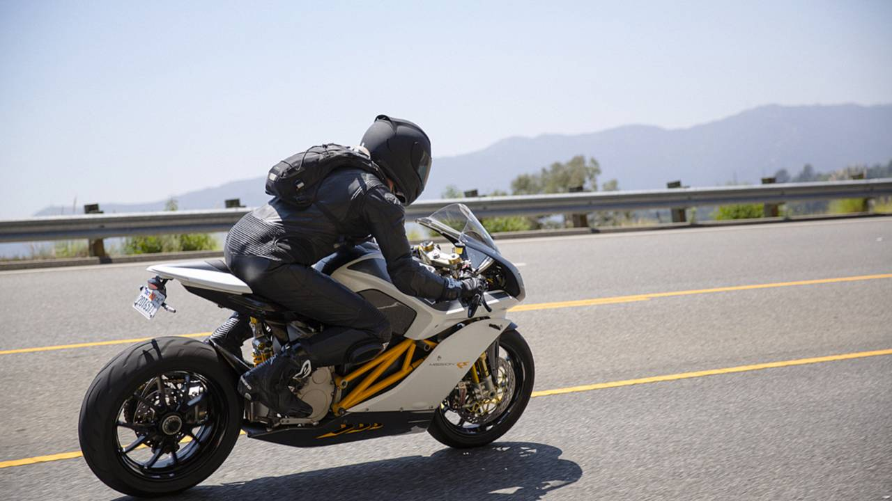 World Exclusive: 2014 Mission RS Review