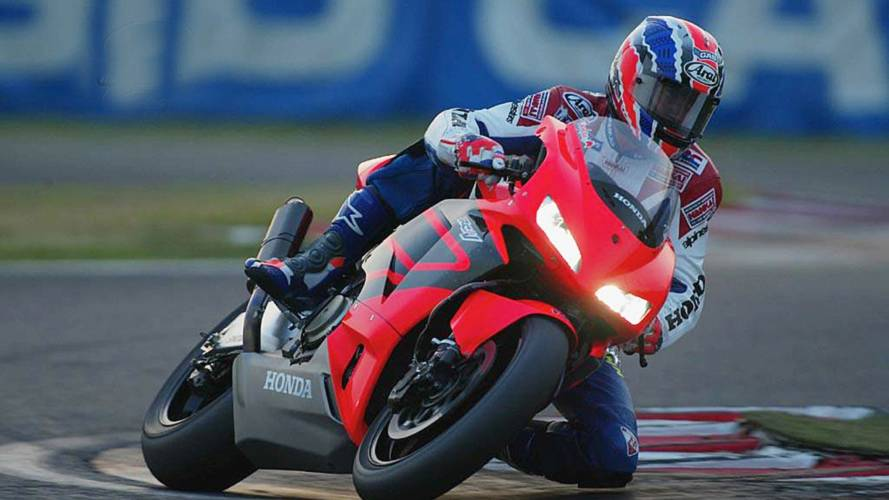 Honda CEO talks CBR500, MotoGP-replica