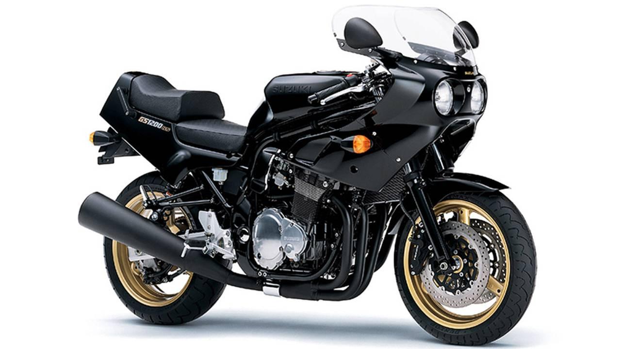 2014 Suzuki GS1200SS
