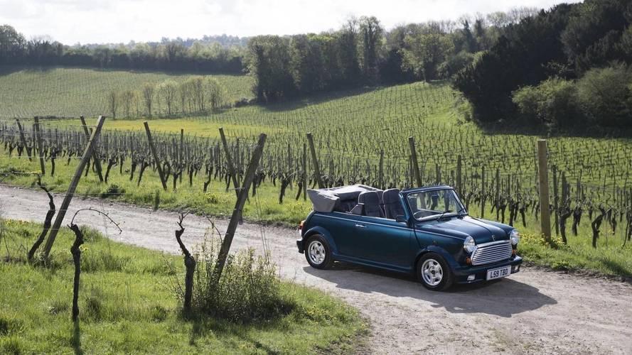 Mini convertible 25th Anniversary 1983