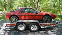 1984 Pontiac Fiero 2M4 SE