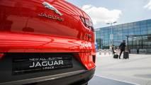 Jaguar I-Pace Londres Heathrow