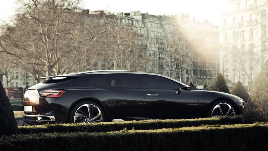 Prototipos olvidados: Citroën Numéro 9 Concept (2012)