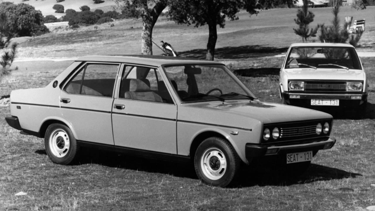 1976 - SEAT 131