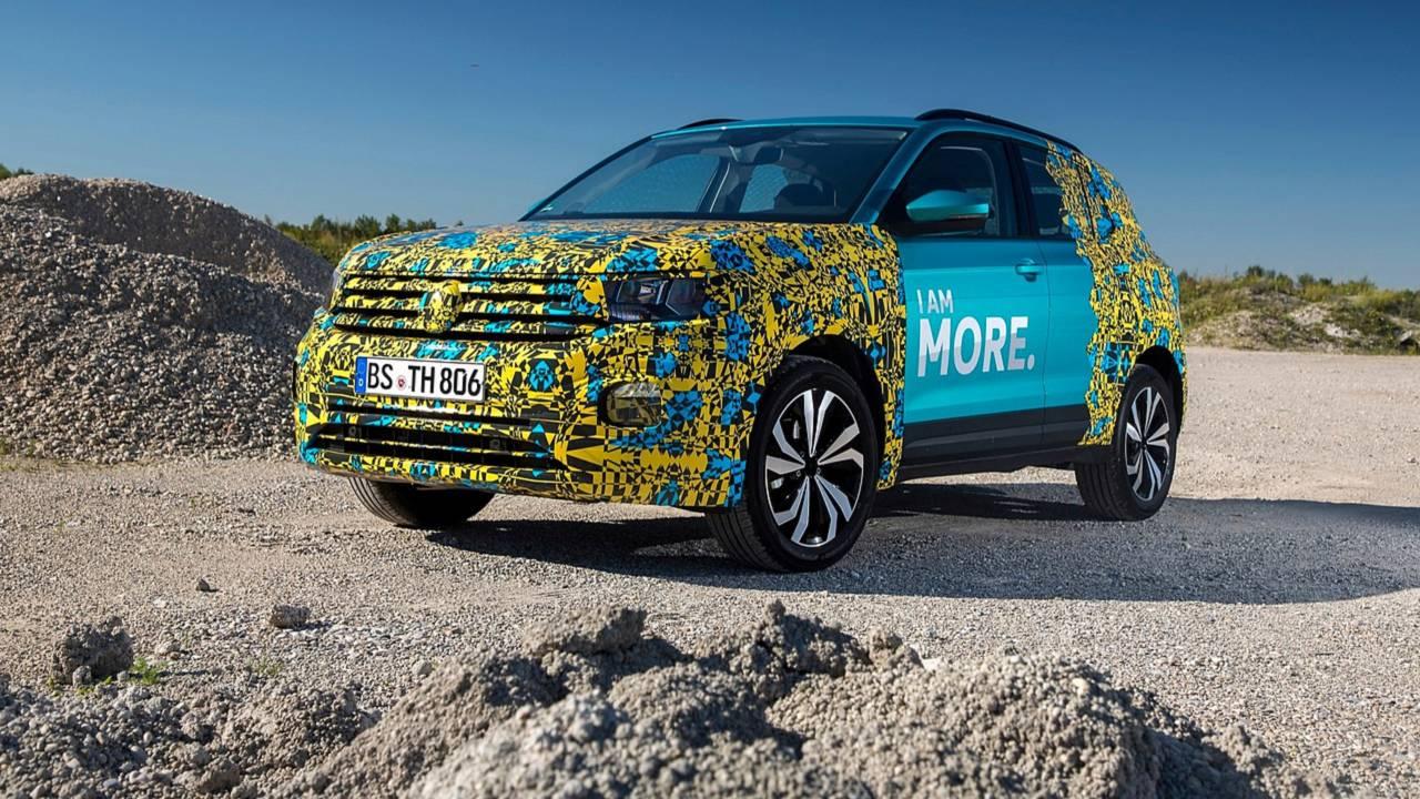 Volkswagen T-Cross Prova