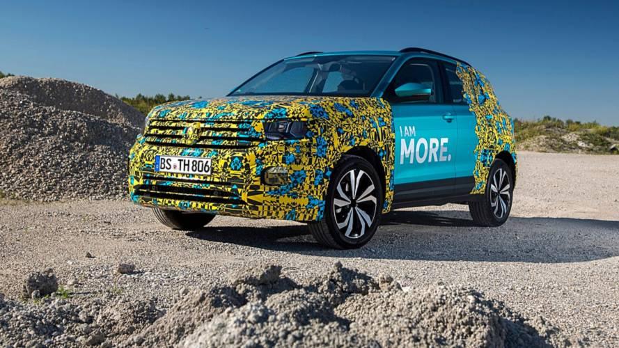 Volkswagen T-Cross (2018) - Découvrez les premières informations
