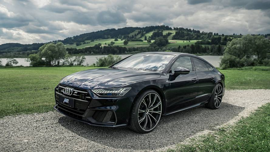 More Powerful Audi A7 Sportback By ABT Poses On 22-Inch Wheels