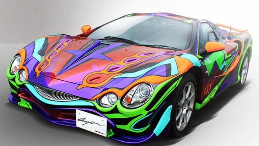 Mitsuoka Orochi Evangelion Edition is the last Orochi ever