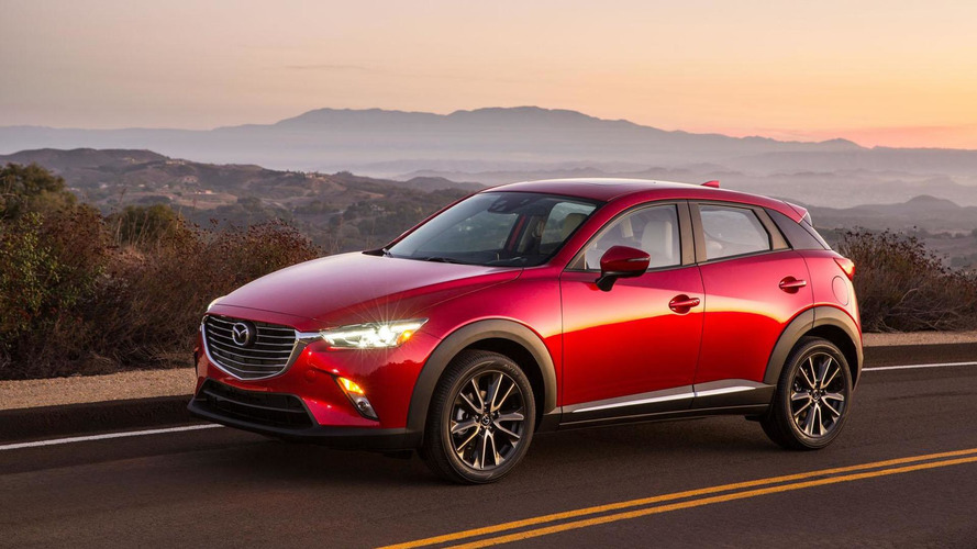 2016 Mazda CX-3 pricing starts at $19,960