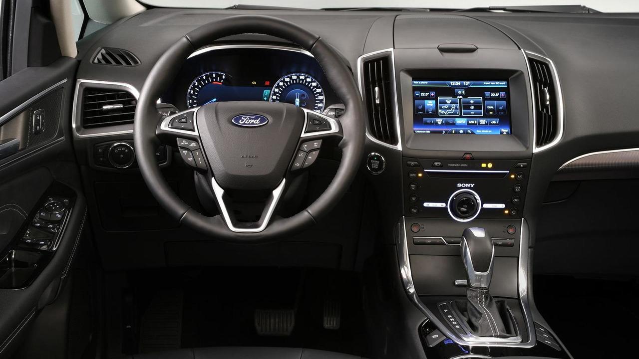 2016 Ford Galaxy