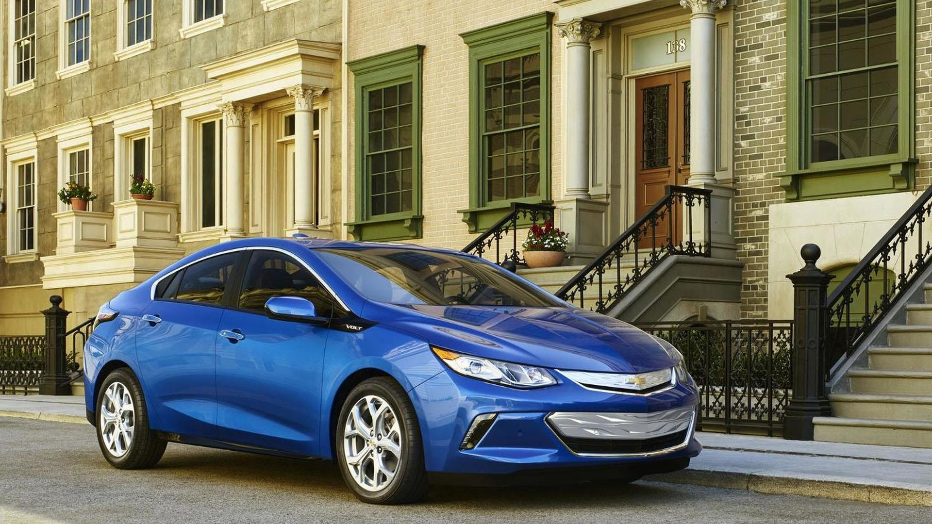 2016 Chevrolet Volt Priced From 26 495 After Lying 7 500 Federal Tax Credit