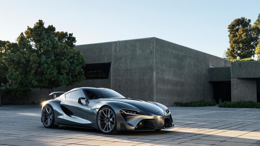 Toyota confirms Supra revival concept for 2016 reveal