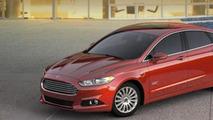 2015 Ford Fusion Energi Plug-In Hybrid
